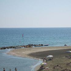 strand cyprus faros beach