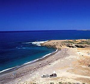 Strand Cyprus Lara Beach